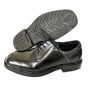 Nunn Bush Dress Shoe Mens 8 Black Leather Derby